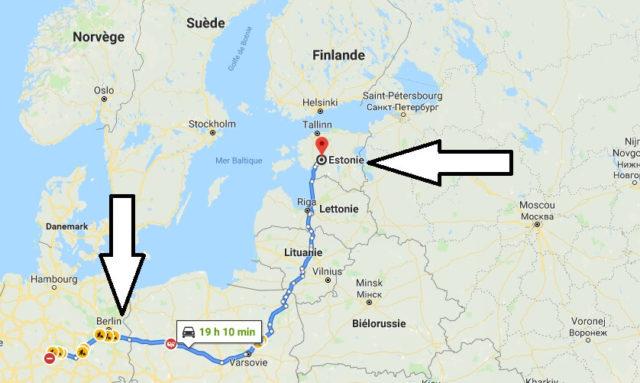Wo liegt Estland? Wo ist Estland? in welchem Land? Welcher Kontinent ist Estland?
