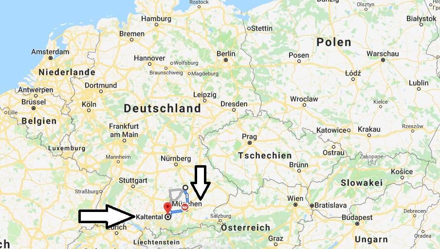 Wo liegt Kaltental? Wo ist Kaltental? in welchem Land? Welcher Kontinent ist Kaltental?