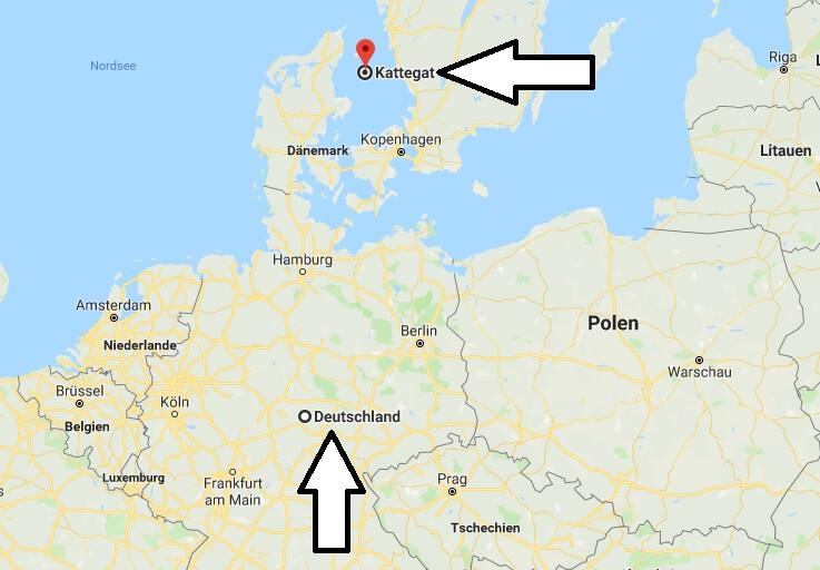 Wo liegt Kattegat? Wo ist Kattegat? in welchem Land? Welcher Kontinent ist Kattegat?