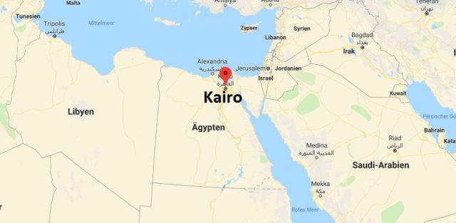Was ist die Hauptstadt von Ägypten