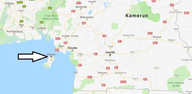 Was ist die Hauptstadt von Äquatorialguinea