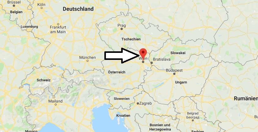 Was ist die Hauptstadt von Österreich