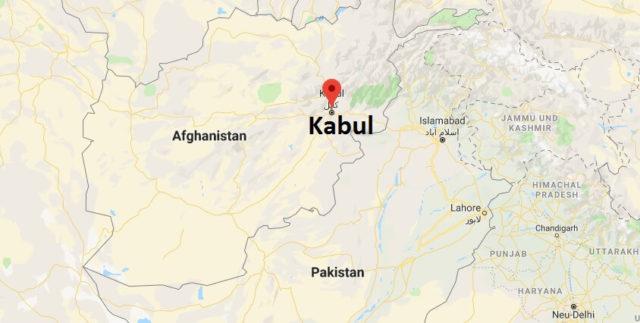 Was ist die Hauptstadt von Afghanistan