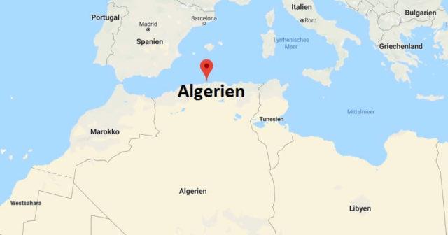 Was ist die Hauptstadt von Algerien