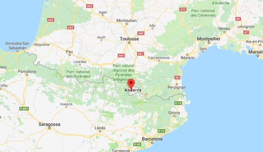 Was ist die Hauptstadt von Andorra