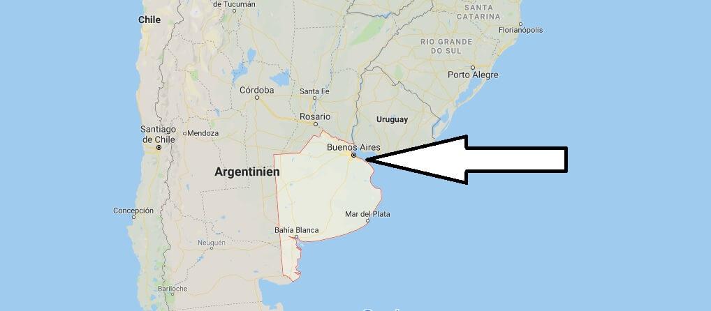 Was ist die Hauptstadt von Argentinien