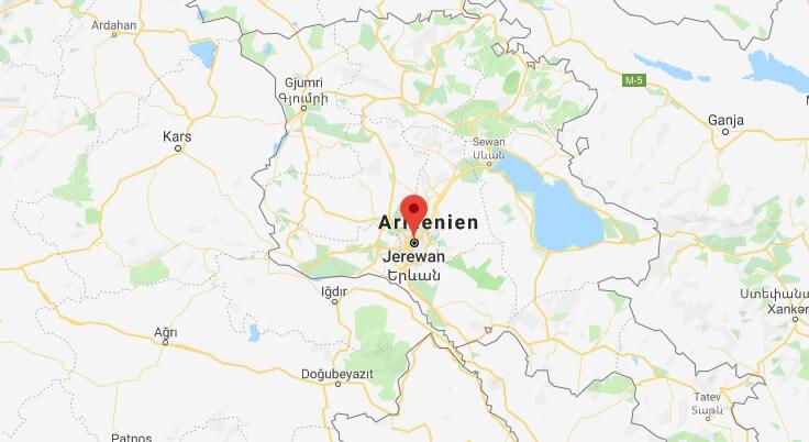 Was Ist Die Hauptstadt Von Armenien Wo Liegt