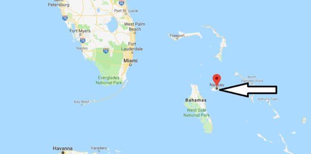 Was ist die Hauptstadt von Bahamas