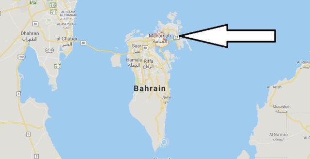 Was ist die Hauptstadt von Bahrain