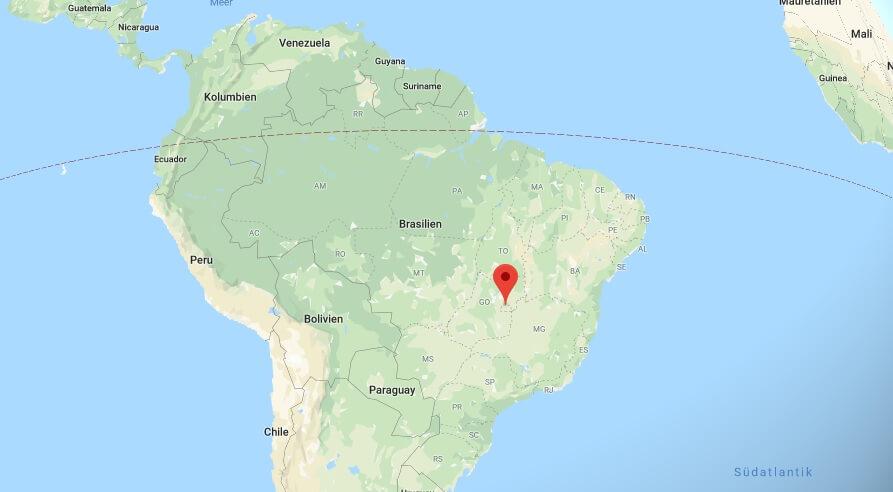 Was ist die Hauptstadt von Brasilien