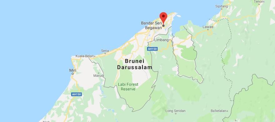 Was ist die Hauptstadt von Brunei Darussalam