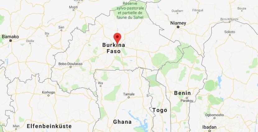 Was ist die Hauptstadt von Burkina Faso