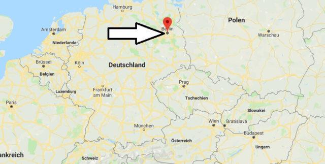 Was ist die Hauptstadt von Deutschland