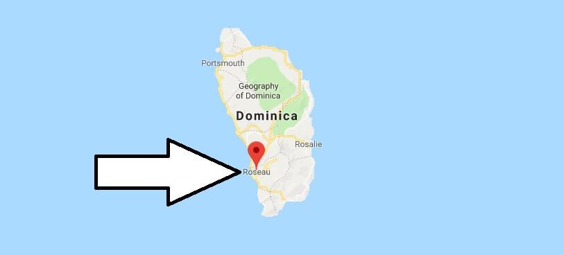 Was ist die Hauptstadt von Dominica