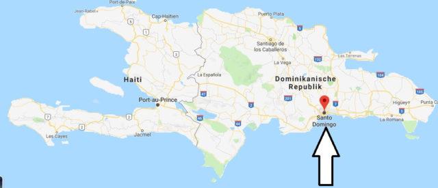 Was ist die Hauptstadt von Dominikanische Republik