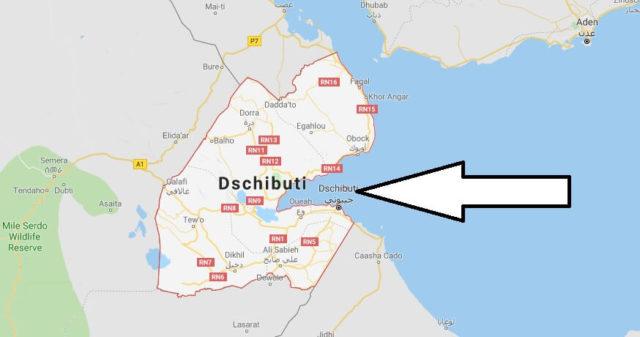 Was ist die Hauptstadt von Dschibuti