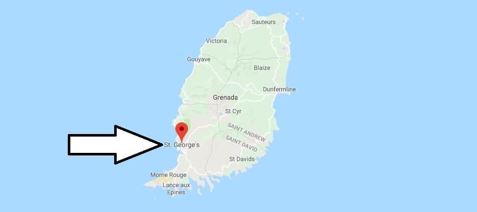 Was ist die Hauptstadt von Grenada