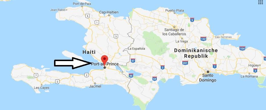 Was ist die Hauptstadt von Haiti