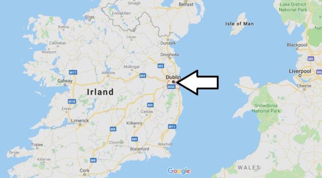 Was ist die Hauptstadt von Irland