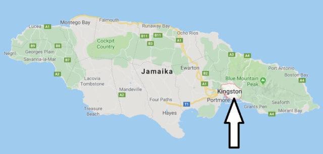 Was ist die Hauptstadt von Jamaika