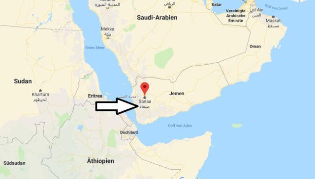 Was ist die Hauptstadt von Jemen