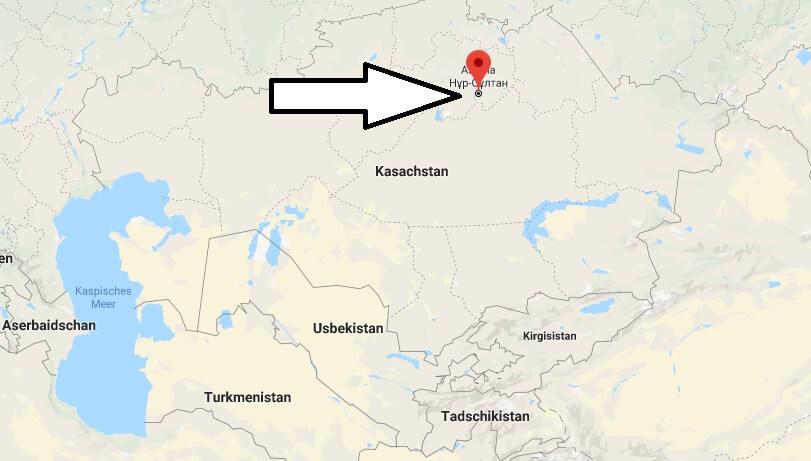 Was Ist Die Hauptstadt Von Kasachstan