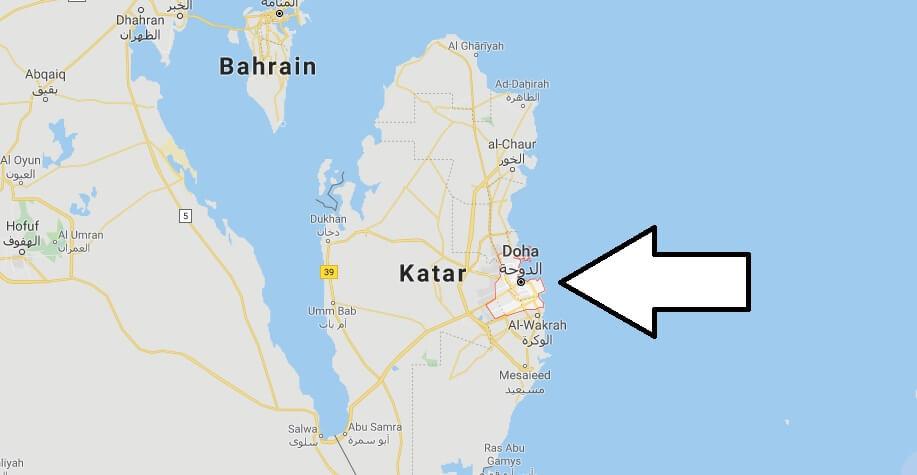 Was ist die Hauptstadt von Katar