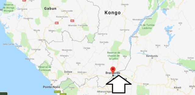 Was ist die Hauptstadt von Kongo