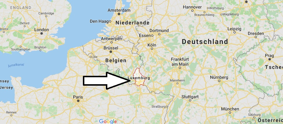 Was ist die Hauptstadt von Luxemburg