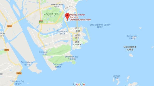 Was ist die Hauptstadt von Macau