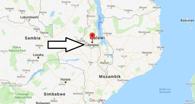 Was ist die Hauptstadt von Malawi
