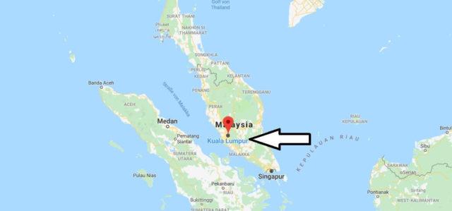 Was ist die Hauptstadt von Malaysia