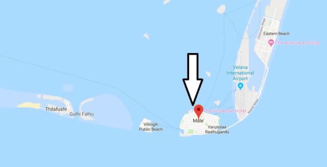 Was ist die Hauptstadt von Malediven
