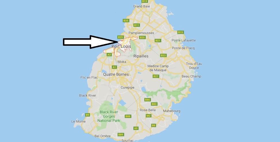 Was ist die Hauptstadt von Mauritius