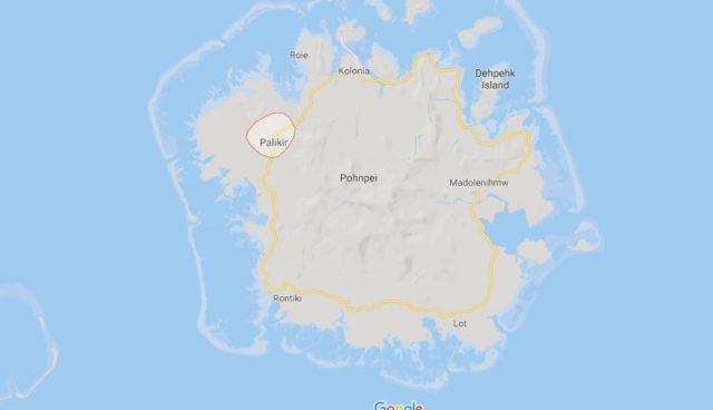 Was ist die Hauptstadt von Mikronesien