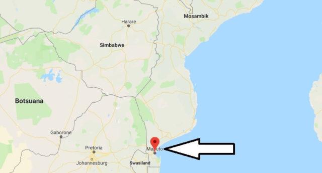 Was ist die Hauptstadt von Mosambik