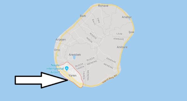 Was ist die Hauptstadt von Nauru