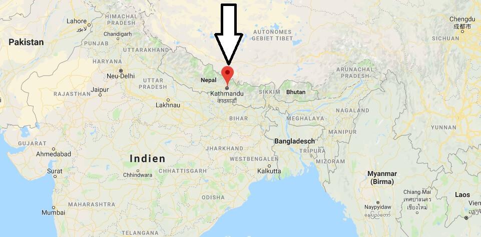 Was ist die Hauptstadt von Nepal