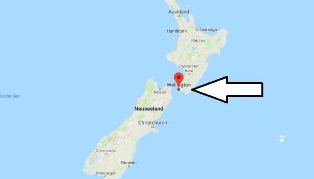 Was ist die Hauptstadt von Neuseeland
