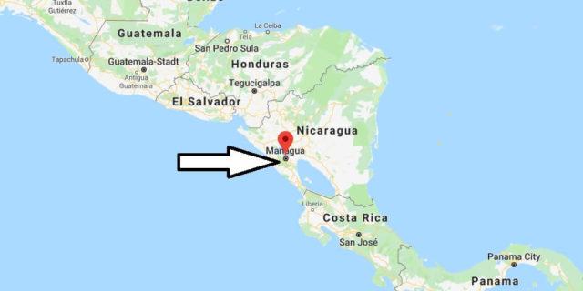 Was ist die Hauptstadt von Nicaragua