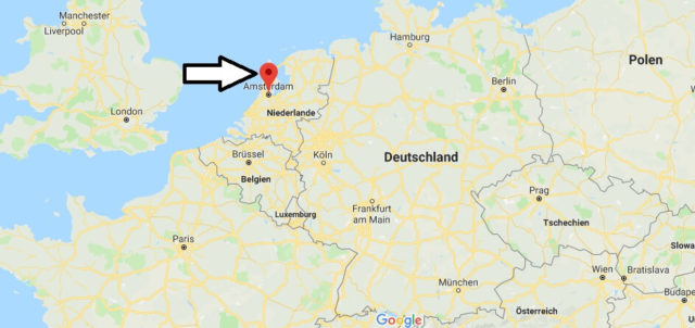 Was ist die Hauptstadt von Niederlande