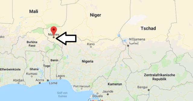 Was ist die Hauptstadt von Niger