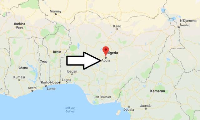 Was ist die Hauptstadt von Nigeria