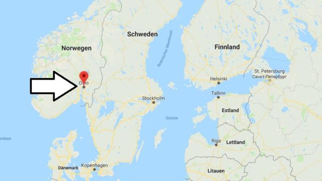 Norwegen Hauptstadt