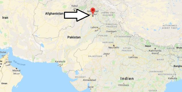 Was ist die Hauptstadt von Pakistan