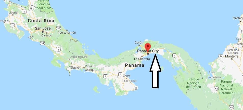 Was ist die Hauptstadt von Panama