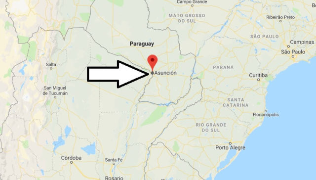 Was ist die Hauptstadt von Paraguay