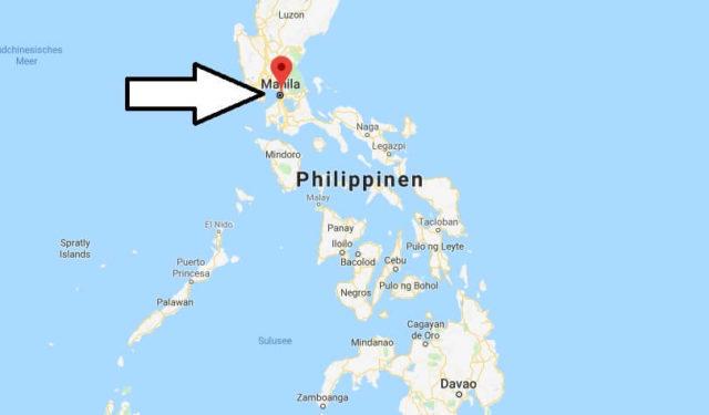 Was ist die Hauptstadt von Philippinen
