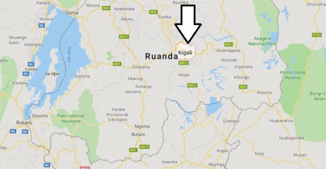 Was ist die Hauptstadt von Ruanda