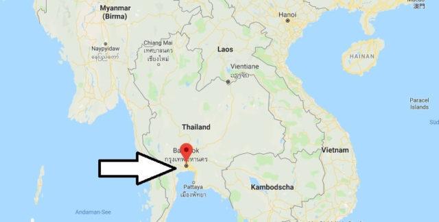 Was ist die Hauptstadt von Thailand